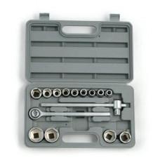 Набор головок ЕРМАК 16пр 10-32 мм 736-565