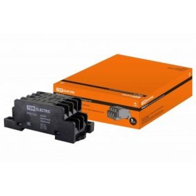 TDM разъем РРМ77/4 для РЭК77/4 модульный (10!) SQ0701-0006