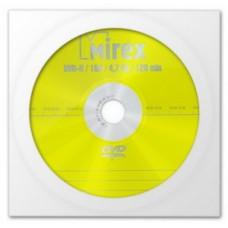 DVD-R Mirex 16x, 4.7Gb в бумажном конверте с окном (цена за диск)