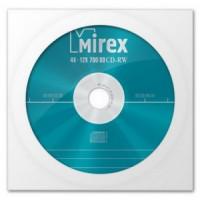 К/д Mirex CD-RW80/700MB 12x в бумажном конверте с окном (цена за диск)