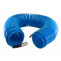Шланг спиральный 15м 6x10мм Fubag полиуретан