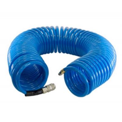 Шланг спиральный 5м 8x12мм Fubag полиуретан