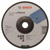Круг зачистной по металлу 180х6,0х22 Bosch