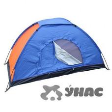 Палатка 8139CY 1-мест 0,8*1,8*1,1м (однослойная)