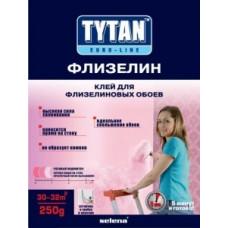 Tytan Euro-line Флизелин клей для флизелиновых обоев (с индикатором) 250г, арт.7017176