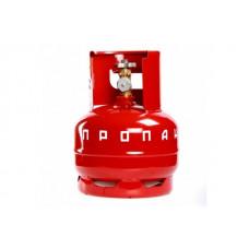 Баллон газовый с вентилем 5 л НЗГА