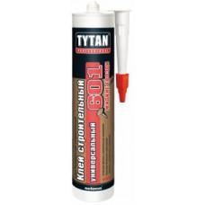 Tytan (Титан) Professional клей строительный универсальный №601 бежевый 405г, арт.23240