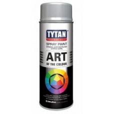 Tytan (Титан) Professional краска-аэрозоль черная глянец 9005 Art of the colour 400мл, арт.93809