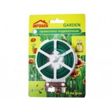 Проволока для подвязки растений 30м, нож в комплекте, BL Argus Garden AR-050