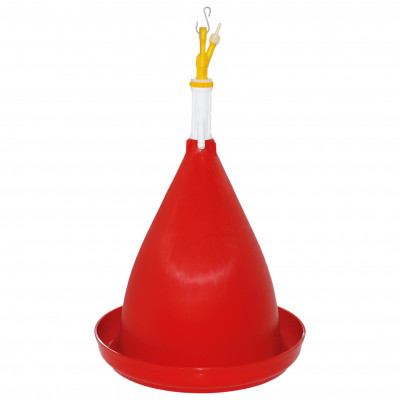 Поилка колокольная для всех домашних птиц d400 МилихПластик