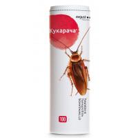Кукарача 100г (от тараканов, мокриц, чешуйниц) Август