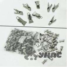 Прищепки для штор металлическая 2 NA1168-1