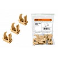TDM крепеж-клипса для трубы 16 мм (10шт, в уп. цена за шт.) сосна SQ0405-0051
