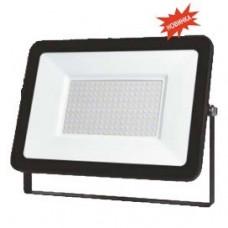 Ecola прожектор светодиодный 150W 4200 4K 330x250x40 тонкий черный IP65 JPV150ELB