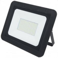 Ecola прожектор светодиодный 100W 2800 2K 290x230x32 тонкий черный IP65 JPW100ELB