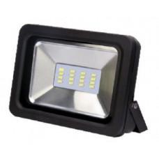 ASD/LLT прожектор светодиодный СДО-5-10-PRO 10W(750lm) SMD 6500K 6K 122x86x26 160-260V IP65