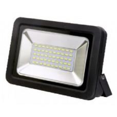 ASD/LLT прожектор светодиодный СДО-5-30-PRO 30W(2250lm) SMD 6500K 6K 153x107x30 160-260V IP65