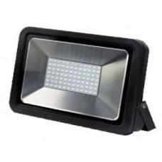 ASD/LLT прожектор светодиодный СДО-5-50-PRO 50W(3750lm) SMD 6500K 6K 235x168x26 160-260V IP65