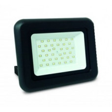 ASD прожектор светодиодный СДО-07 30W(2400lm) SMD 6500K 6K 137x125x34мм черный IP65 6467