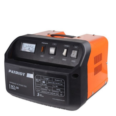 Заряднопредпусковое устройство Patriot BCT50 Boost