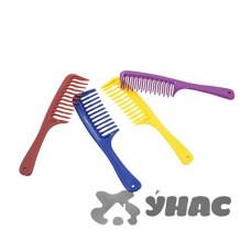 Расческа NA681 (цена за 12шт) для длинных и вьющихся волос