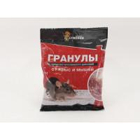 Домовой гранулы 100г (пакет) для грызунов
