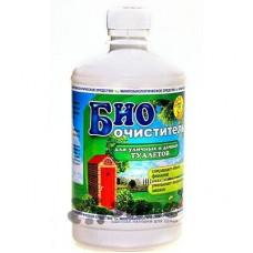 Биоочиститель для туалетов 0,5л СЖ