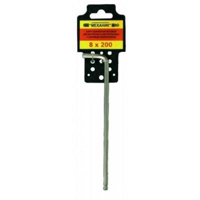 Ключ-шестигранник 8мм на блистере