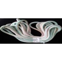 Веревка хозяйственная 015 d=15мм 10м ПП (9+24)-прядн. с сердечн. (двухслойн), цветная