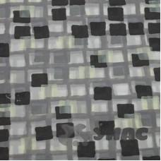 Шторы для ванной 180*180 см разноцветные круги ПВХ WS-808-9