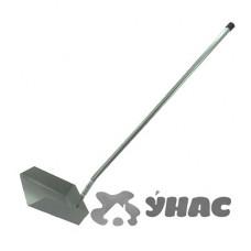 Совок металлический №1 В-201 стандарт длин.ручка