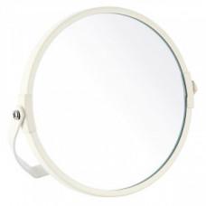 Зеркало косметич. d=15см, хром, 2-х ст., (1/X2), 310833 Рыжий Кот