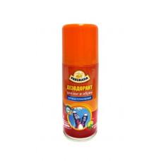 """Дезодорант для обуви и ног (аэрозоль) """"Защита от запаха 24 часа"""" 100мл PREGRADA PR-681"""