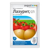 Лазурит 20гр Август (от сорняков в картофеле, томатах)