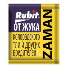 РУБИТ ЗАМАН от колорадского жука 1мл (пакет)