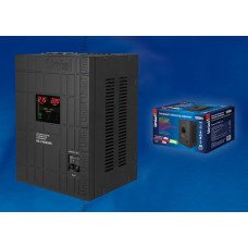 Uniel стабил-р напряж релейн 1ф 10000ВА 70-275V напольн RS-1/10000LS, 10000VA