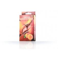 Свеча в гильзе цвет. аромат. Персик 6шт/уп, цена за уп, Chameleon, арт.С 00-18
