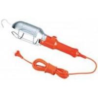 ЭРА светильник переноска E27 60W 220V (АС) 5м с выкл. (ПВС 2х0,75 10A 2200Вт) 4619 (ЛСУ)