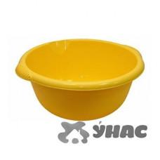 Таз 10 л М 2506 желтый