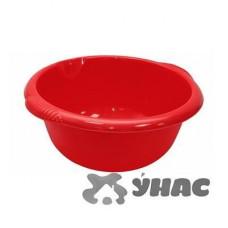 Таз 10 л М 2506 Красный