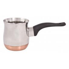 Кофеварка стальная с медным дном CW-350C (турка), 350мл, 985211 Mallony
