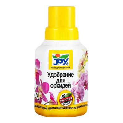 Удобрение жидкое 0,25л для орхидей (лигногумат) JOY