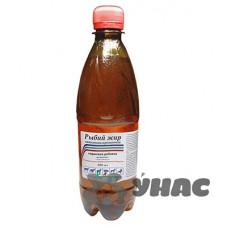 Рыбий жир Витаминизированный, 500мл (пластик)