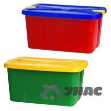Ящик для игрушек СЕКРЕТ М 2597