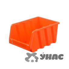 Лоток для метизов 230*160*120мм Оранжевый М2977