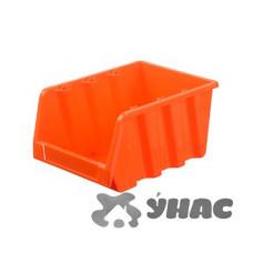 Лоток для метизов 390*240*180мм Оранжевый М2978