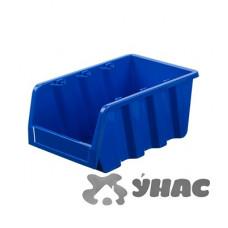 Лоток для метизов 390*240*180мм Синий М2978