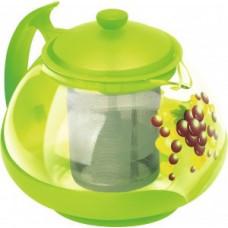 Чайник заварочный 750мл, стекло/нержавеющая сталь, фильтр нерж сталь, Decotto-G-750, 910114 Mallony