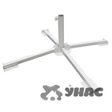 Подставка для зонта пляжный R-40 см крест.металл 1076-1JW
