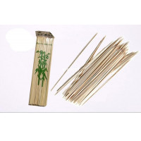 Шпажки бамбуковые 20см 100шт NA735